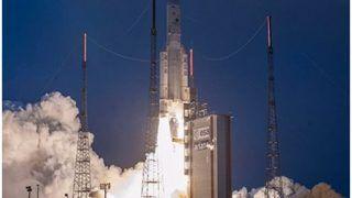इसरो ने अपने 40वें संचार उपग्रह जीसैट-31 को सफलता पूर्वक किया लॉन्च