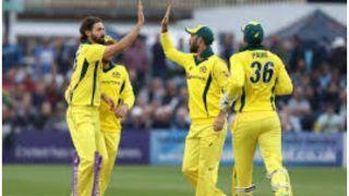 ऑस्ट्रेलिया का ये तेज गेंदबाज हुआ चोटिल, भारत के खिलाफ सीरीज से बाहर