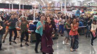 Flash Mob in California Dances to Kangana Ranaut's 'London Thumakda', Video Goes Viral; Watch