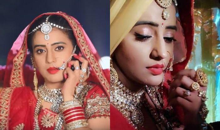 Bhojpuri Bombshell Akshara Singh's Latest Song Chhod Ke Jaat Bada Jaan is Unmissable