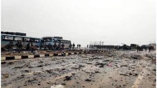 Watch: Over 25 CRPF Men Killed in J&K's Pulwama Terror Attack; Jaish Claims Responsibility