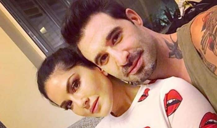 Sunny Leone Gets Cosy With Husband Daniel Weber in Her Latest Picture