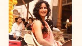 Behind The Scenes: Here's a Glimpse of Katrina Kaif From The Sets of Bharat