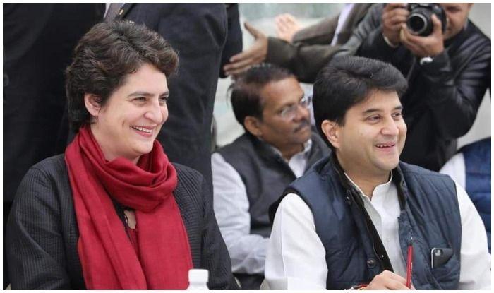 दलित वोटर्स को कांग्रेस के पाले में लाने के लिए 'टीम यूपी' करेगी प्रियंका गांधी और सिंधिया की मदद