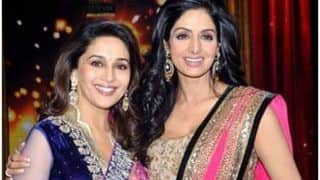 Madhuri Dixit Opens up About Stepping Into Late Sridevi's Shoes in Karan Johar Produced Kalank