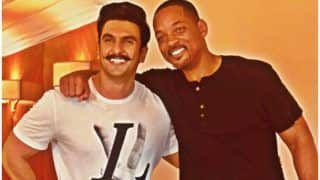 Will Smith Roots For Ranveer Singh in Gully Boy, Praises His Performance on Instagram Video