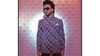Ranveer Singh Sets Temperatures Soaring With His Charming Ensemble at Lakme Fashion Week 2019