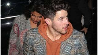 Priyanka Chopra-Nick Jonas Amplify Couple Goals As They Twin in Shades of Grey, Pics Break Internet