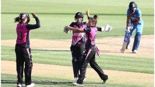 स्मृति मंदाना की सबसे बड़ी पारी पर हैमिल्टन में भारी पड़े 2 रन, न्यूजीलैंड ने किया 'क्लीन स्वीप'