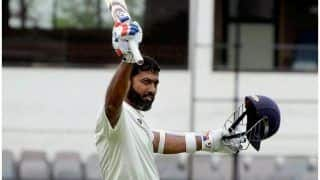 'क्रिकेट मेरे लिए नशा', घरेलू क्रिकेट के 'सम्राट' वसीम जाफर का बयान