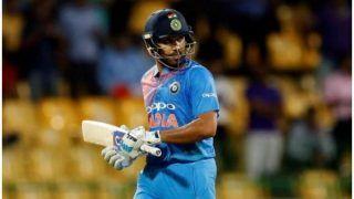 रोहित शर्मा के शतक का खेल 'खत्म', न्यूजीलैंड फिर बना रोड़ा