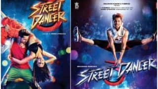 Street Dancer 3D: New Posters of Varun Dhawan-Shraddha Kapoor Starrer Unveiled, Movie to Release on November 8