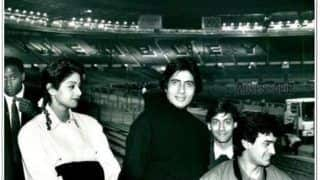 Amitabh Bachchan Shares Throwback Picture With Sridevi, Salman Khan And Aamir Khan, Calls it Their First Ever Concert at Wembley Stadium