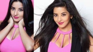 Bhojpuri Bombshell Monalisa's Sexy Instagram Picture in Hot Pink Bodycon Dress Will Leave You Spellbound, See Pictures