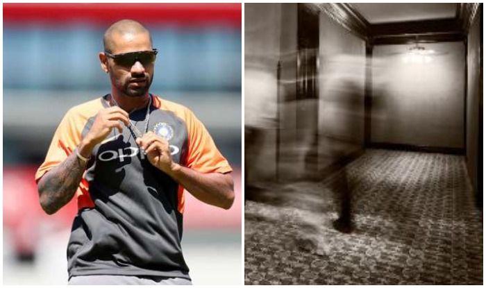 न्यूजीलैंड में टीम इंडिया के होटल में दिखा 'भूत', शिखर धवन ने शेयर किया VIDEO!