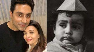 Aishwarya Rai Bachchan Has The Most Romantic Birthday Wish For Abhishek Bachchan