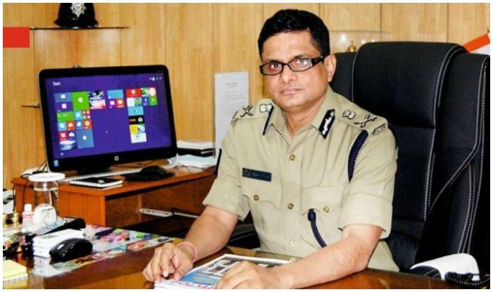 Kolkata police chief Rajeev Kumar