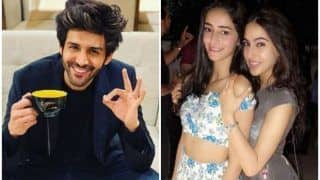 Here's When Kartik Aaryan Will Ask Sara Ali Khan on a date, Phone Calls Her And Ananya Pandey From a Chat Show