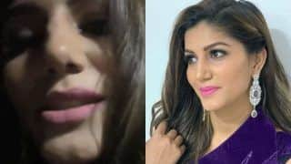 Haryanvi Bombshell Sapna Choudhary Lip-Syncs to a Bollywood Song And Her Sensuous Expressions Will Leave You Asking For More