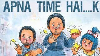 Amul Celebrates Gully Boy with its New Doodle
