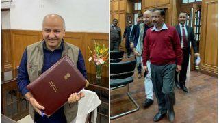 दिल्ली सरकार ने 2019-20 के लिए पेश किया 60 हजार करोड़ रुपये का बजट, 2014 के मुकाबले है Double