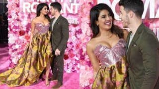 Nick Jonas' Emotional Post on International Women's Day For Priyanka Chopra Earns Him 'Best Hubby' Tag From Wife, ''Blessed Man' Tag From Mama Jonas