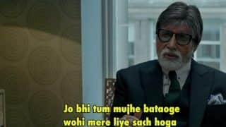 Badla: These Hilarious Memes From Amitabh-Taapsee's Film Will Leave You in Splits