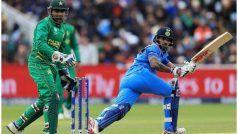 ICC का बयान, वर्ल्ड कप में तय समय पर होगा भारत-पाकिस्तान घमासान