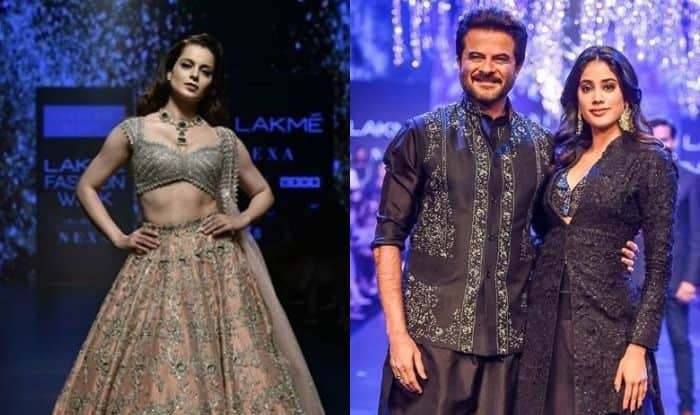 Lakme Fashion Week 2019: Kangana Ranaut, Janhvi Kapoor And Vaani Kapoor Set The Ramp on Fire