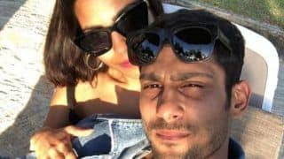 Prateik Babbar Takes Down Risque Valentine's Day Picture With Wife Sanya Sagar From Instagram After Massive Trolling