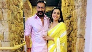 Ajay Devgn And Kajol Celebrate 20th Wedding Anniversary, Former Reveals Plans; Watch Video