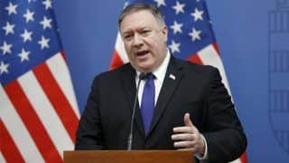 Starting With India, US Secretary Pompeo To Embark on 4-Nation Visit From June 24