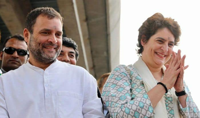 Priyanka Gandhi Launches 'Mission UP' With Mega Roadshow in Lucknow; Cong Will Play on 'Front Foot', Says Rahul