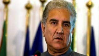 Pulwama Terror Attack: We Want Peace But India Creating War Frenzy, Says Pakistan Foreign Minister Shah Mahmood Qureshi