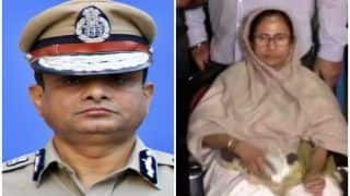 Saradha Scam Case: Mamata Banerjee Government Transfers Kolkata Police Commissioner Rajeev Kumar to CID