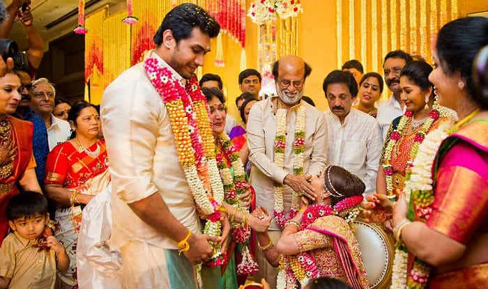 Rajinikanth's Lovely Gesture For Guests at Her Daughter Soundarya's Wedding is What Makes Him a Superstar