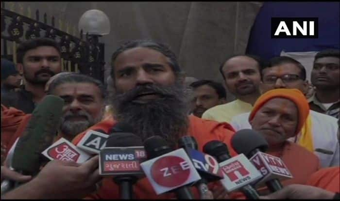 Ramdev Calls Lord Ram an Ancestor of Hindus And Muslims, Says Temple Will be Constructed in Ayodhya