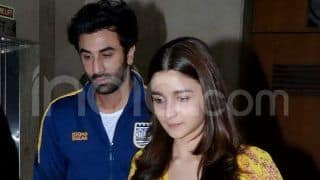 Did Alia Bhatt And Ranbir Kapoor Have a Fight on Valentine's Day? Actress Speaks