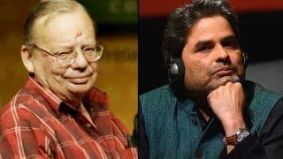 Ruskin Bond Talks About Working With Vishal Bharadwaj Again, a Film on His Life And More