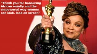 Oscars 2019: Twitterati Celebrate Black Panther's Ruth E Carter as First Black Woman to Win Oscar For Costume Design