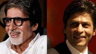 अमिताभ बच्चन से 'बदला' लेने की तैयारी में दिखे शाहरुख खान, किया ये TWEET