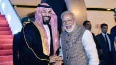 Pak-sponsored Terrorism, Defence Ties High on Agenda as PM Modi, Saudi Crown Prince Hold Talks Today