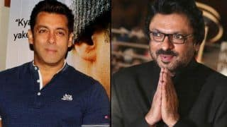 Salman Khan-Sanjay Leela Bhansali Confirmed to Work Together on Love Story, Film Releases in 2020