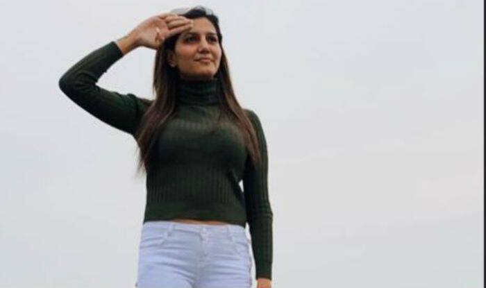 Haryanvi Sensation Sapna Choudhary Salutes Indian Air Force For Attack on Balakot, Says 'Bharat Mata Ki Jai'