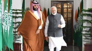 PM Modi Calls For Action Against Pulwama Perpetrators, Saudi Arabia Crown Prince Says 'We Stand With India'