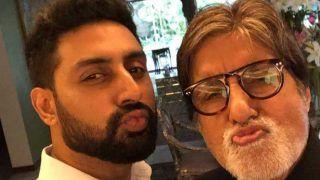 अमिताभ बच्चन ने बॉलीवुड में पूरे किए 50 साल, अभिषेक ने शेयर की खास तस्वीर