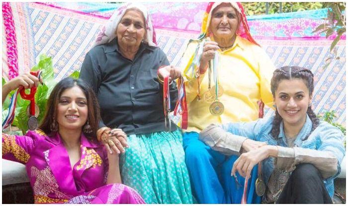 सबसे बुजुर्ग 'शार्प शूटर' दादी-भाभी बनेंगी भूमि पेडनेकर, तापसी पन्नू, फिल्म की तैयारी शुरू