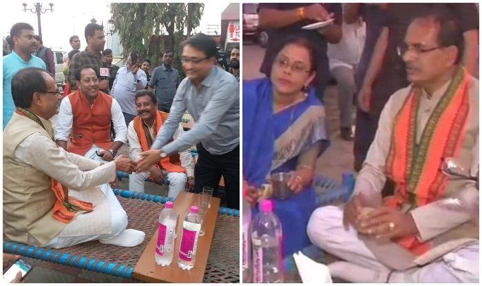 पश्चिम बंगाल में शिवराज का अंदाज: ढाबे पर रुके, सेल्फी ली, फिर बताया- 'दीदी' दुबली क्यों हो रही हैं