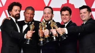 Oscars 2019: 'Spider-Man: Into The Spider-Verse' Bags Best Animation Award, Cast Comes on Stage to Collect Their First Oscar