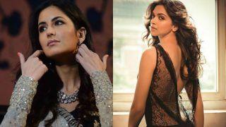 Shocking!! Katrina Kaif के इस वीडियो पर दीपिका पादुकोण ने लिखा 'Stop it'